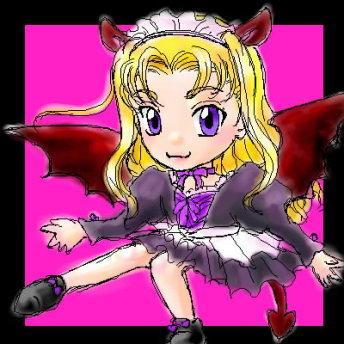 レイチェル風味な蝙蝠娘